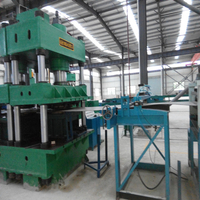 Hydraulic Decoiler&Blanking Line for LPG Cylinder Production Line