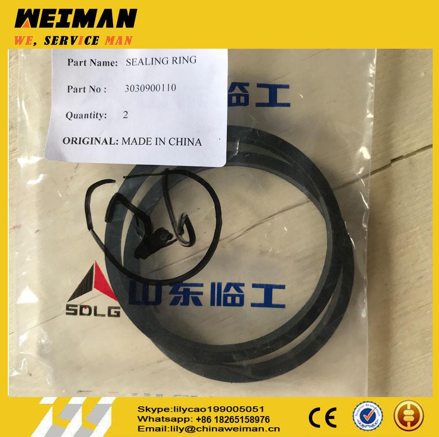 Best price parts for SDLG loader parts ------Transmission seal ring 3030900110 3030900111