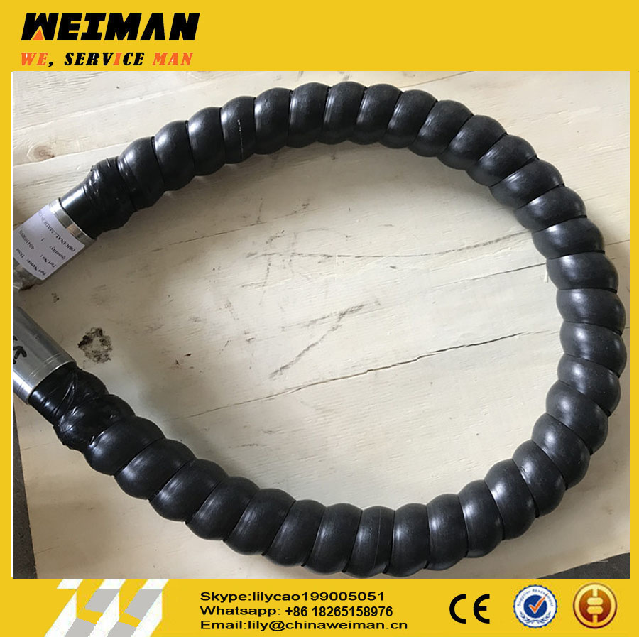 High quality Parts tube/pipe/hose LGB106-410120 4041000939 For SDLG wheel loader