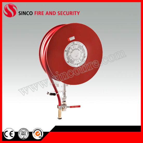 Manual Fixed Type 19mm 36m AS/NZS 1221 Fire Hose Reel