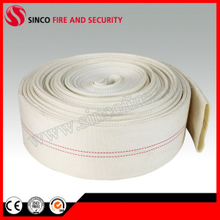 8-20bar Cotton Canvas Fabric Fire Hydrant Hose