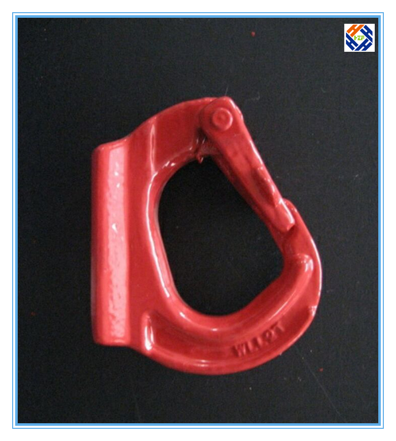 weld-on lifting hook