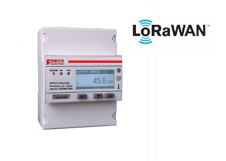 EM415-Mod-WL single phase smart energy meter with LoRaWAN® communication