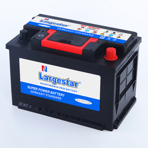 MFDIN66/56638 12V 66AH Maintenance-free Battery