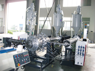 Multi-layer Pipe extrusion line