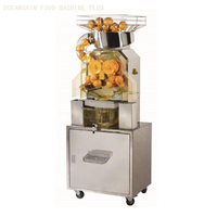 Industrial Automatic Orange Juicer Machine with Faucet 2000A1