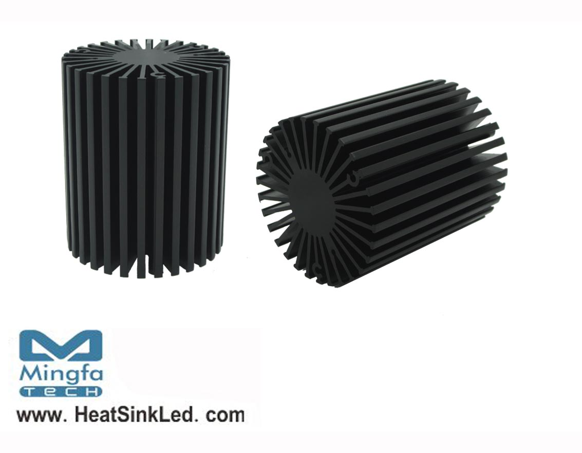 SimpoLED-PHI-5870 for Philips Modular Passive LED Cooler Φ58mm