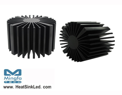 SimpoLED-SHA-160150 for Sharp Modular Passive LED Cooler Φ160mm
