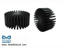 SimpoLED-LUN-11750 for Luminus Xnova Modular Passive LED Cooler Φ117mm