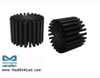 EtraLED-ADU-7050 Adura Modular Passive Star LED Heat Sink Φ70mm