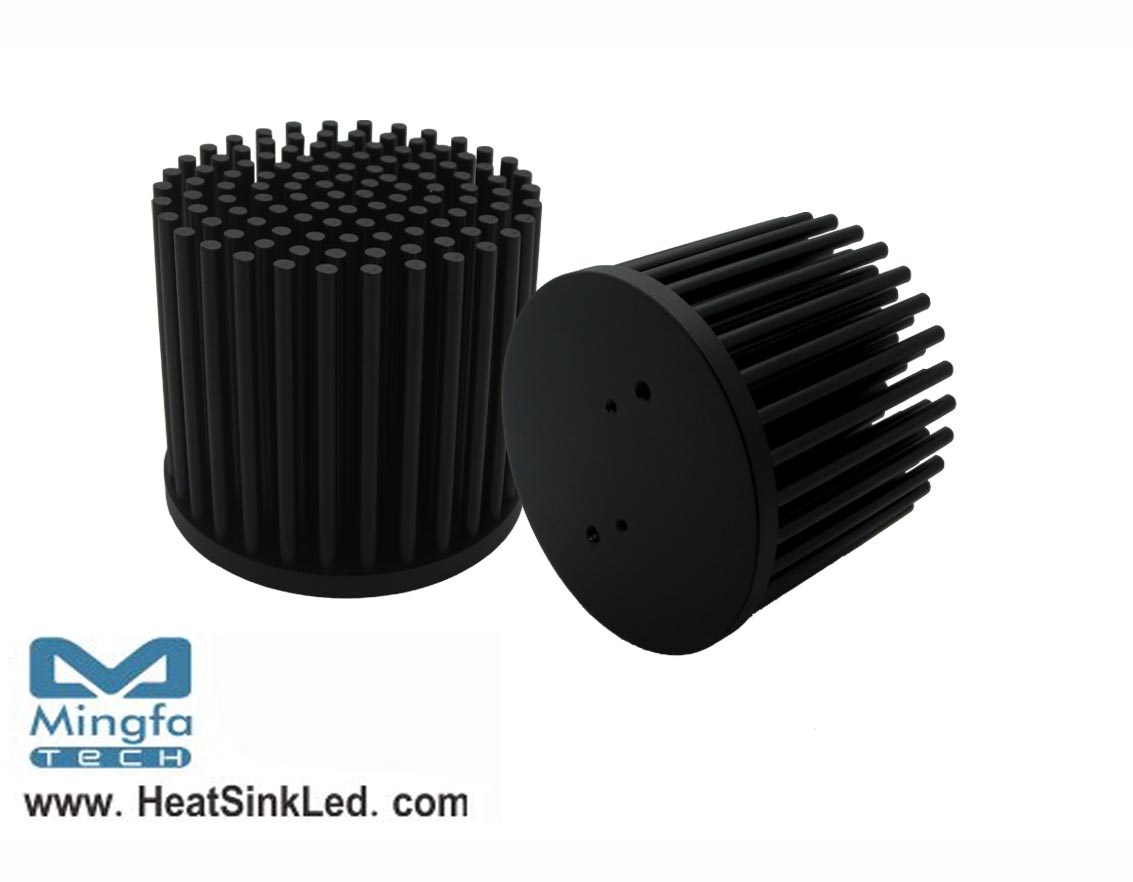 GooLED-VOS-6860 Pin Fin Heat Sink Φ68mm for Vossloh-Schwabe