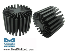 EtraLED-LUM-11080 LumiLEDs Modular Passive Star LED Heat Sink Φ110mm