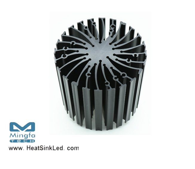 EtraLED-8580 Modular Passive LED Star Heat Sink Φ85mm
