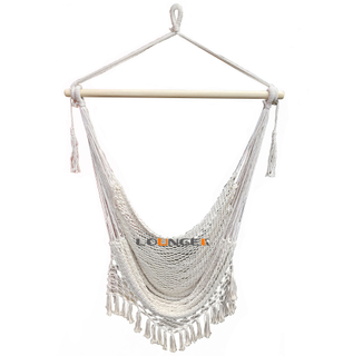 Cotton Rope Hanging Chair Macrame Hammock