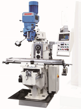 Vertical & Horizontal Spindle Turret Milling X6330W /X6330WT ( WT MODEL WITH ROTARY TABLE )
