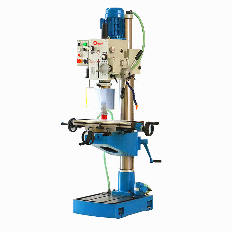 Stand Gear Head Spindle Auto Feed Drilling and Milling Machine ZX40 TOP