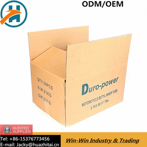 Custom Carton Packaging Box with Logo for Shipping