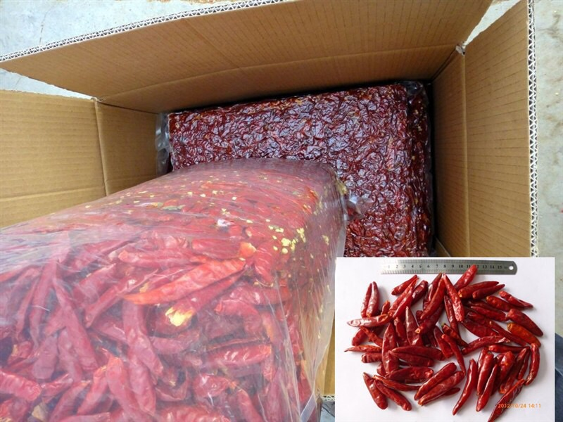 Chinese Spice Dried Red Hot Chili Tianjin