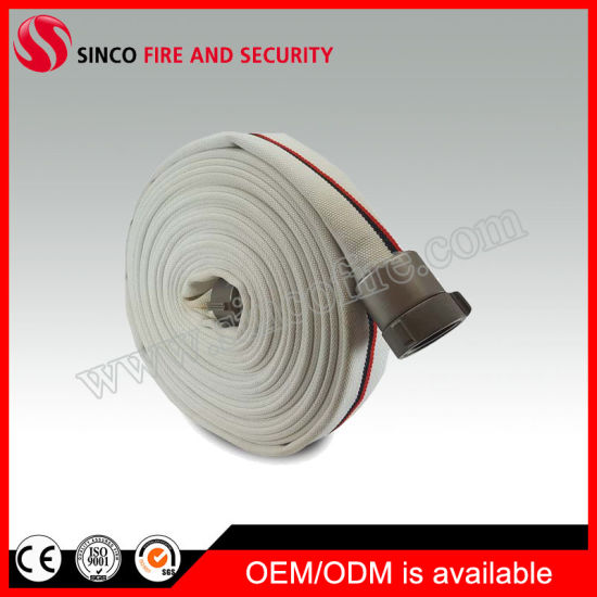 Fire Hose, 1-1/2inx50FT, Double Jacket.