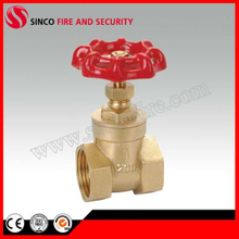 Fogred Brass Gate Valve for Water Control Valve