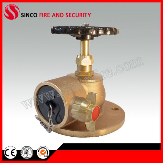 Right Angle Type Fire Hydrant Landing Valve