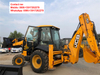 Used Backhoe Loader JCB 3CX for sale in Shanghai China