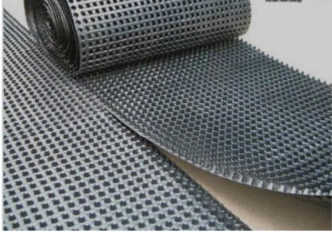HDPE Composite Dimple Geotextile Drainage Board
