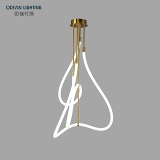 Nordic Modern Simple Ceiling Lamp Postmodern Popular Indoor lighting 60W Pendant Lamp