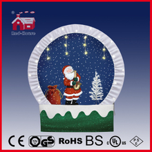 (40110F170-ST2-GS) Snowing Christmas Decorations with Frame-supported and Textile-decorated