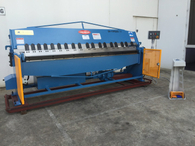 FHPB1304. Panbrake Folder. Full Hydraulic. 1300mm x 4mm with Quick Set Angle Fold Setting.