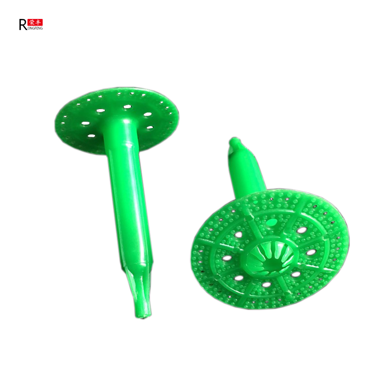 Exterior Wall Plastic Shooting Nail/Ejection nail