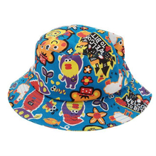 Children bucket hat