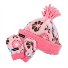 Fleece hat&glove sets