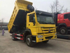 SINOTRUK HOWO 4X2 Middle Tipping