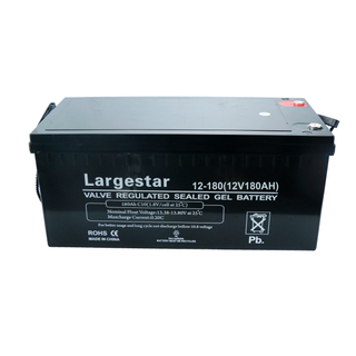12V180AH Middle Series Battery