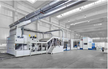 DiloGroup to show complete textile production line at ITMA low melt polyester fiber