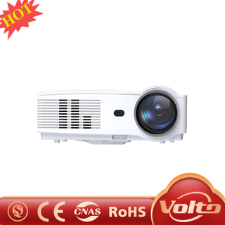 Full HD Wireless LCD LED MINI Projector Portable Home Theater Video Projector