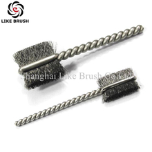 Twisted Wire Side Action Brushes