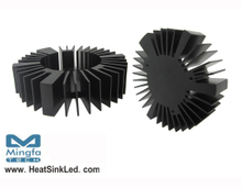 SimpoLED-TRI-140 for Tridonic Modular Passive LED Cooler Φ140.5mm