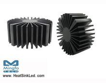 SimpoLED-LUN-16050 for Luminus Xnova Modular Passive LED Cooler Φ160mm