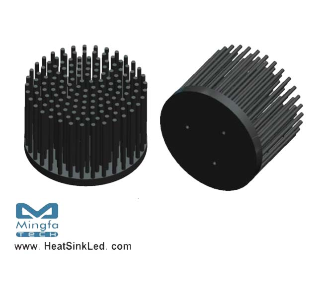 GooLED-XIT-8665 Pin Fin LED Heat Sink Φ 86mm for Xicato