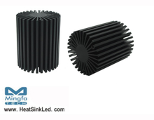 SimpoLED-LUN-5870 for Luminus Xnova Modular Passive LED Cooler Φ58mm