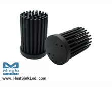 GooLED-4868 Modular Passive LED Pin Fin Heat Sink Φ48mm