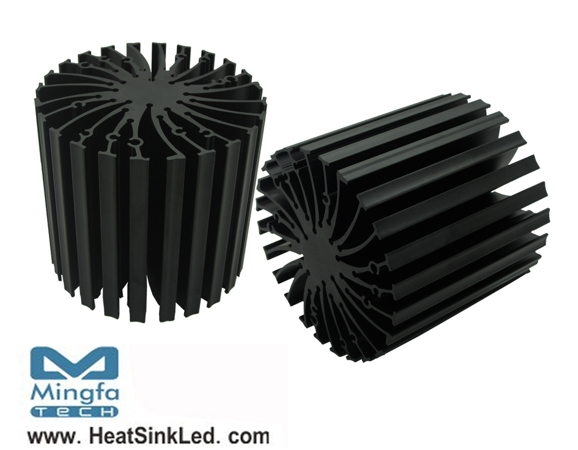 EtraLED-SAM-8580 Samsung Modular Passive Star LED Heat Sink Φ85mm