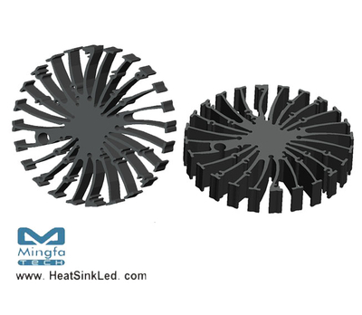 EtraLED-PRO-11020 for Prolight Modular Passive LED Cooler Φ110mm