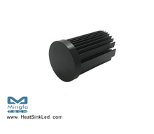 xLED-ADU-4568 Pin Fin LED Heat Sink Φ45mm for Adura