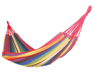 Patio Swin Hammock Cotton Poly Hammock