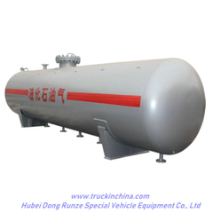 Isobutane Tank Horizontal Storage 32m3 (Pressure Vessel) for LPG Gas Propane, Liquid Sulfur Dioxide, Isobutane, Dimethyl Ether