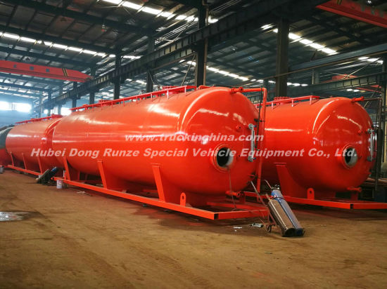 Tank Container Imo1, Imo 5 ISO Tank for Acid Fuel Gas (20, 000 Liter. 24, 000 Liter)