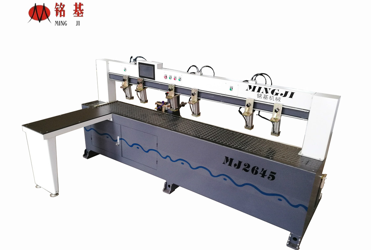 MJ-2645 woodworking cnc drilling machine